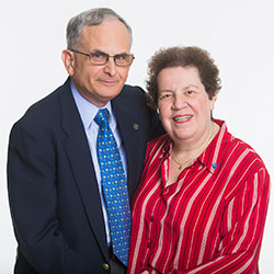 Susan and Robert Schlein