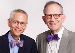 Walter Melion and John Mackenzie Clum are investing in art research and history at Emory.